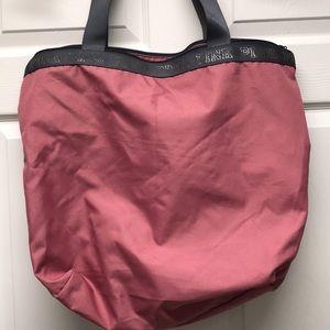 PINK Victoria's Secret Bags - Pink Victoria's Secret sequin tote